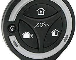 Honeywell Home TCC800MS Evohome Security Télécommande sans fil avec porte-clés : La télécommande est tombé en panne au bout de 10 jours.